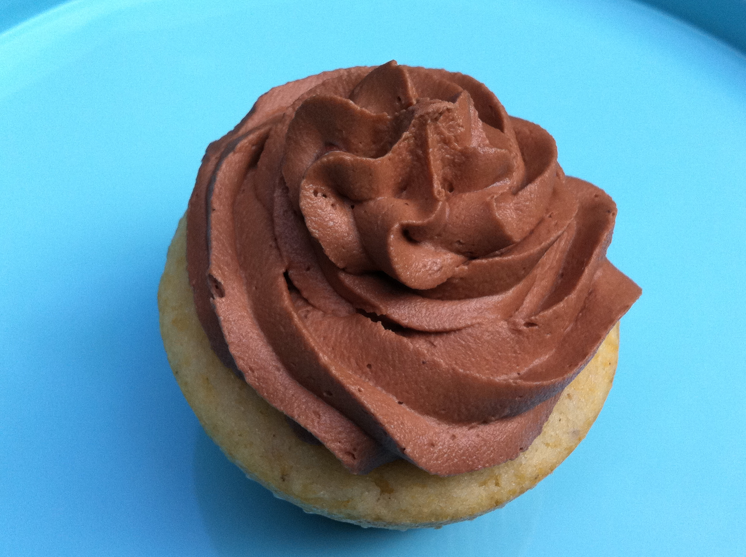 simple_hazelnut_cupcake