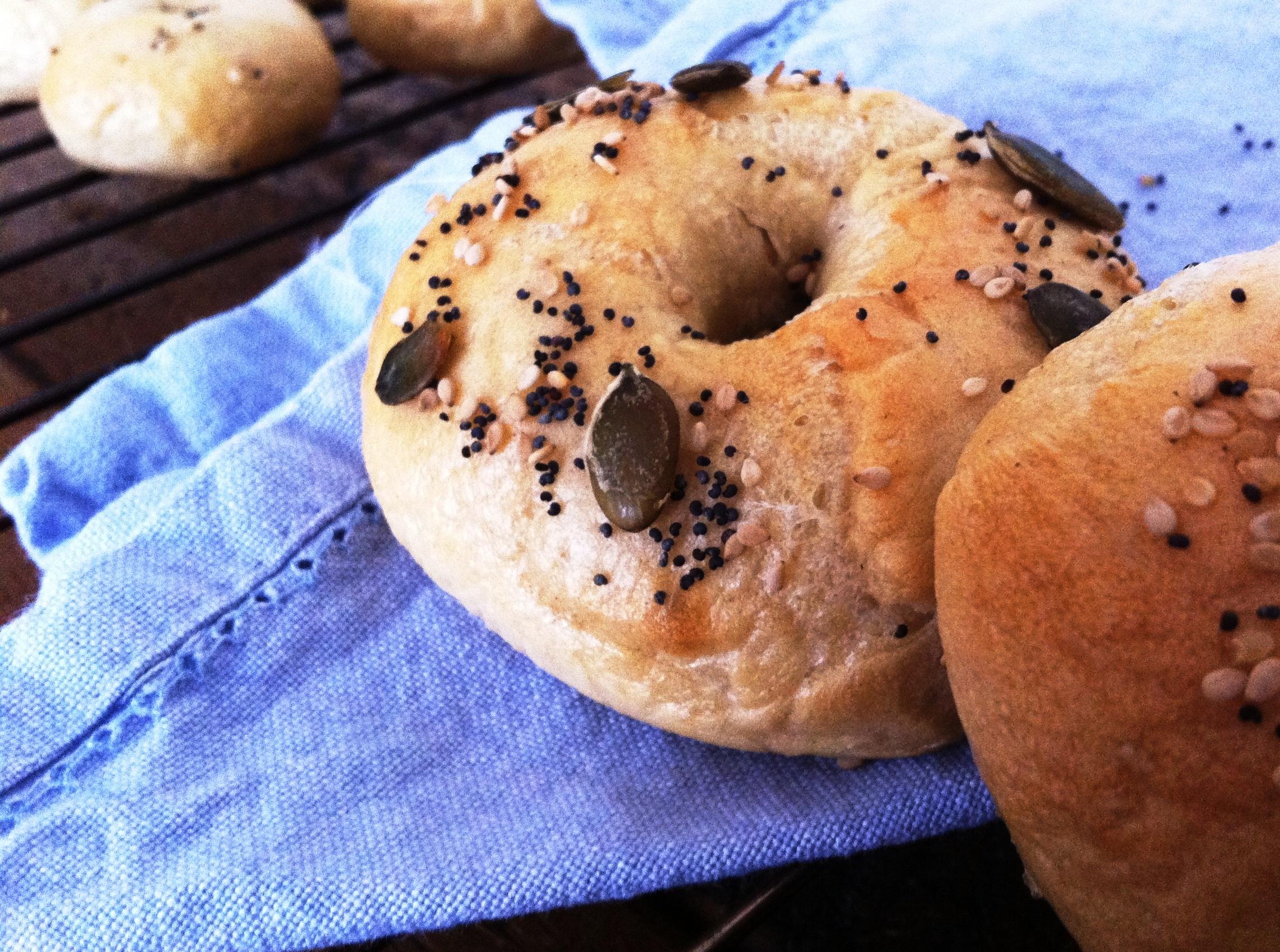 pumpkin_sesame_seed_bagels