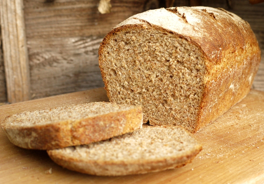 simple wholemeal loaf
