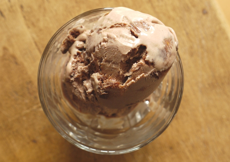 Double Chocolate Cookie Ice Cream
