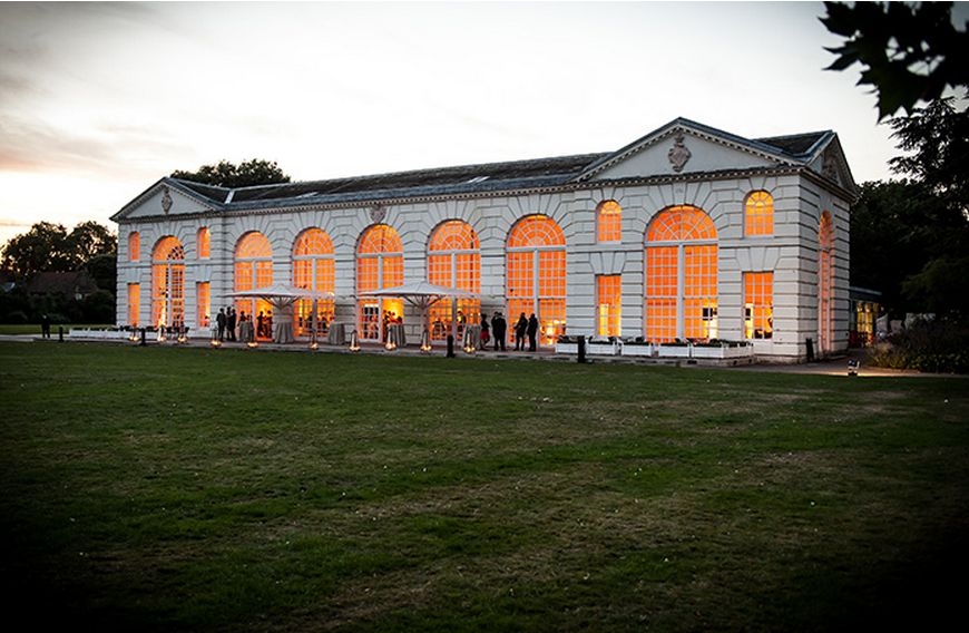 orangery outside