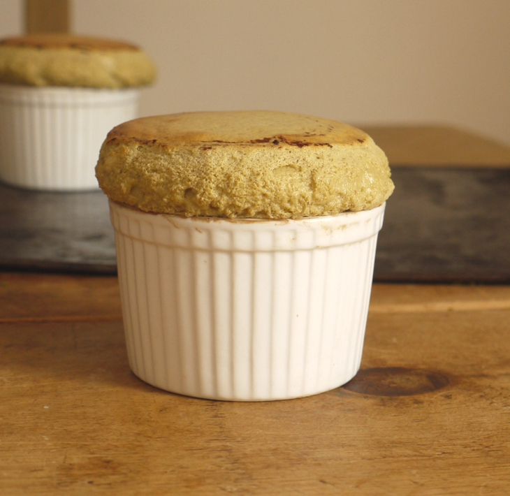 Why Nut Pistachio Souffle
