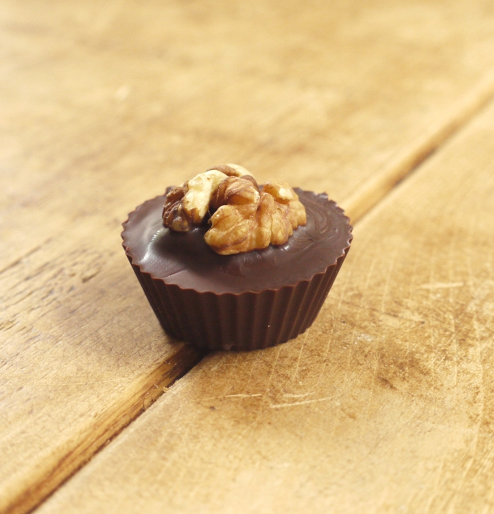 Crunchy Maple Walnut Butter Cups