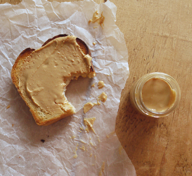 Roasted cashew nut butter