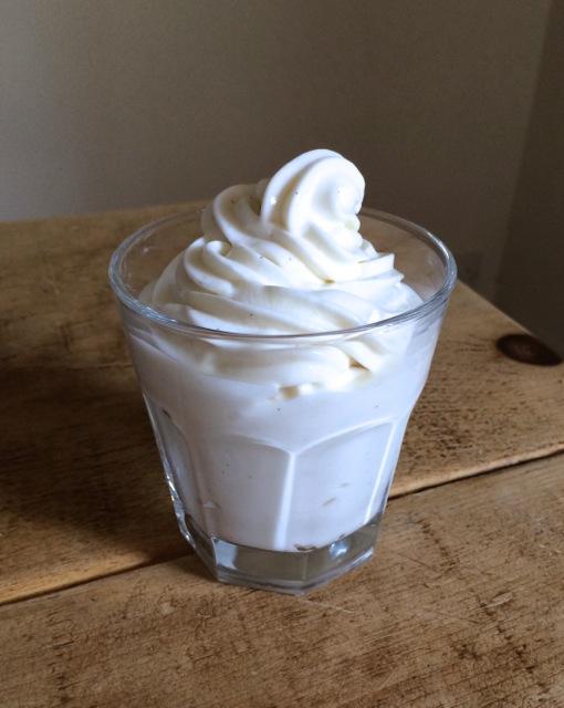 soft serve yoghurt