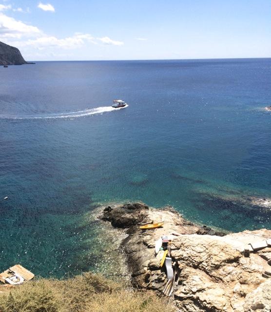 Folegandros view