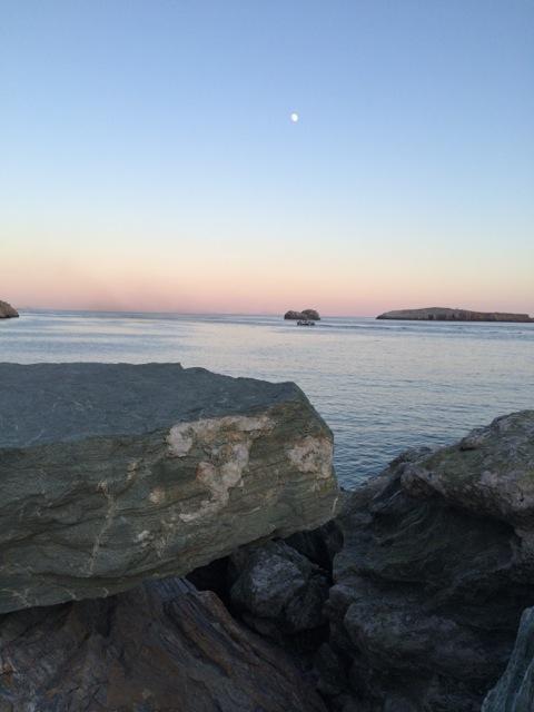 Sunset Folegandros