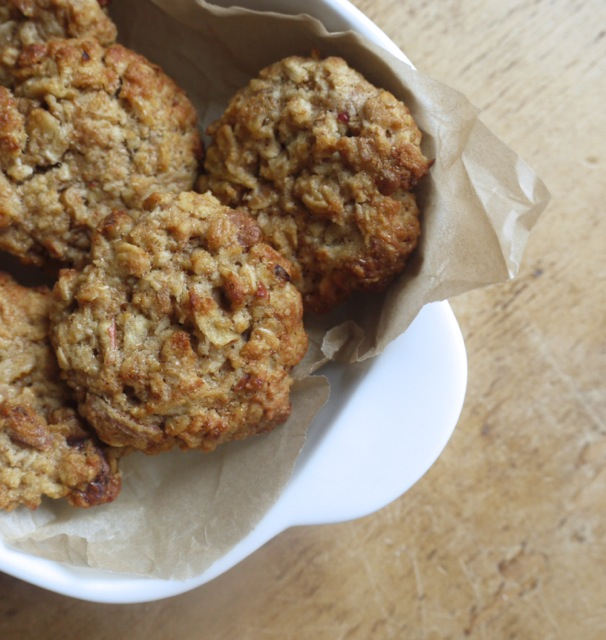 Apple_Maple_Walnut Cookies