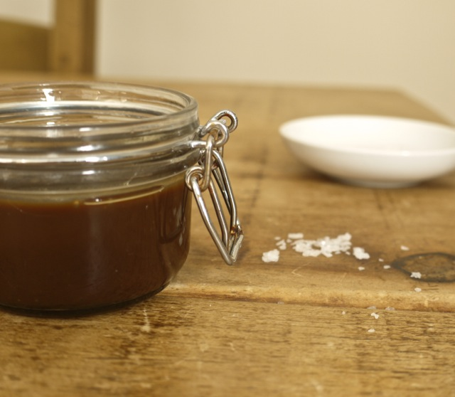 Bourbon_butterscotch_ for ice cream pie
