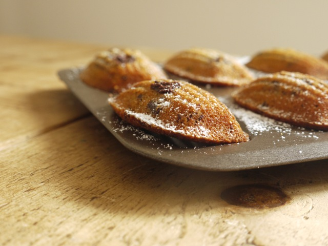 Chocolate Orange Madeleines3