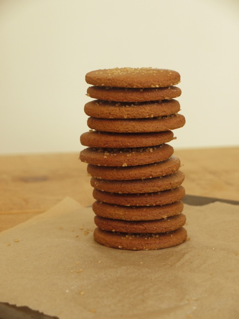 Ginger Nut Stack