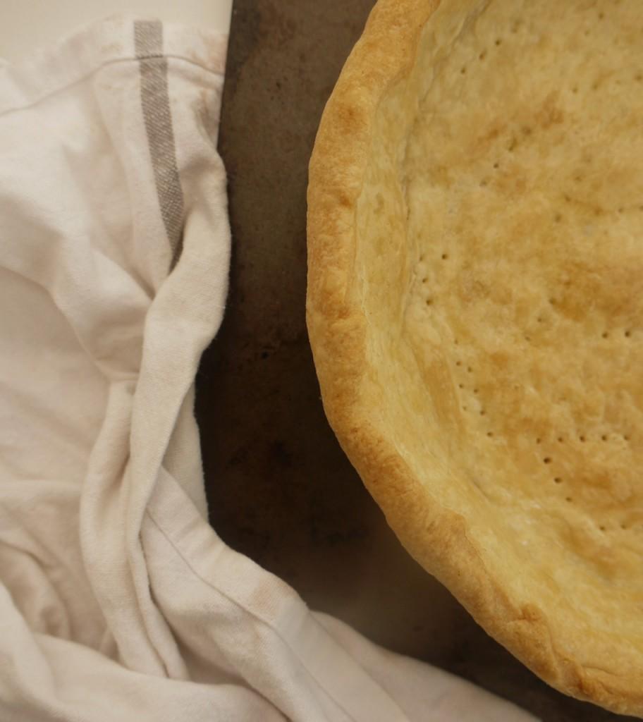Butter Tart Pie Crust