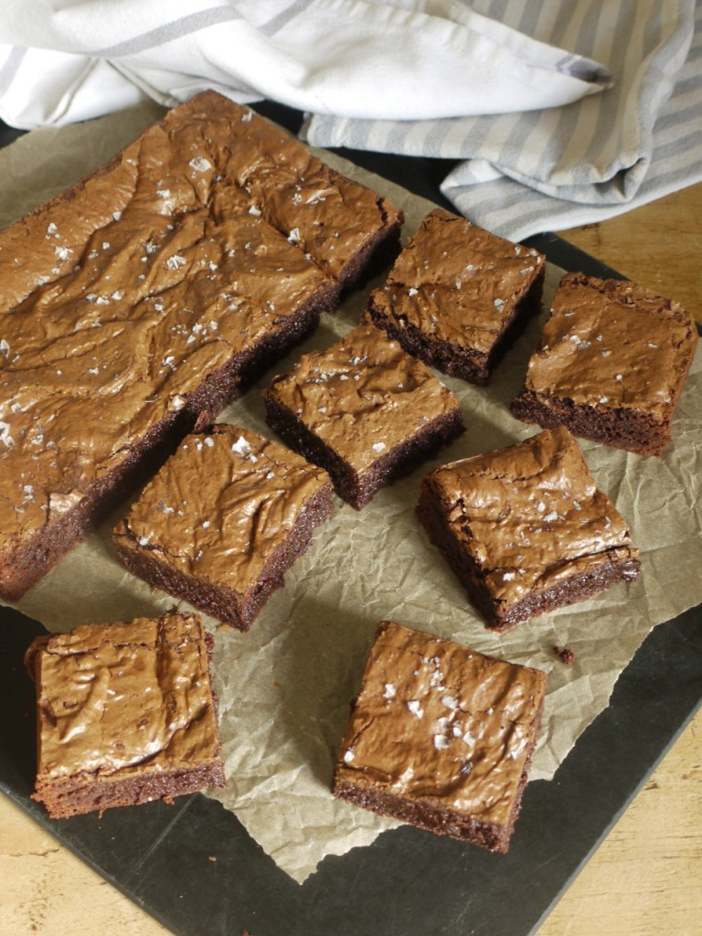 Rye Chocolate Brownies4