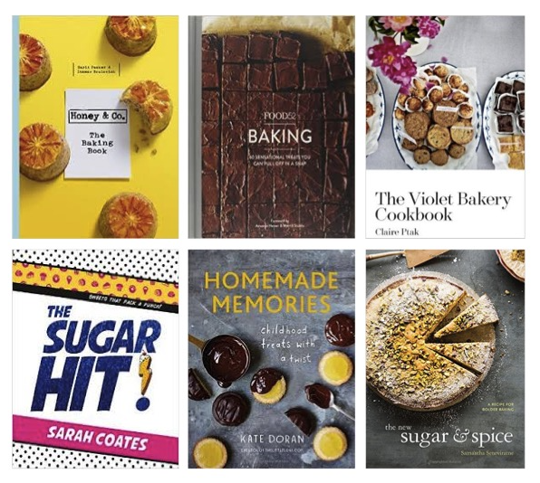 Best baking cookbooks 2015