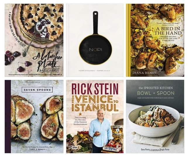 Best cookbooks for everyday 2015