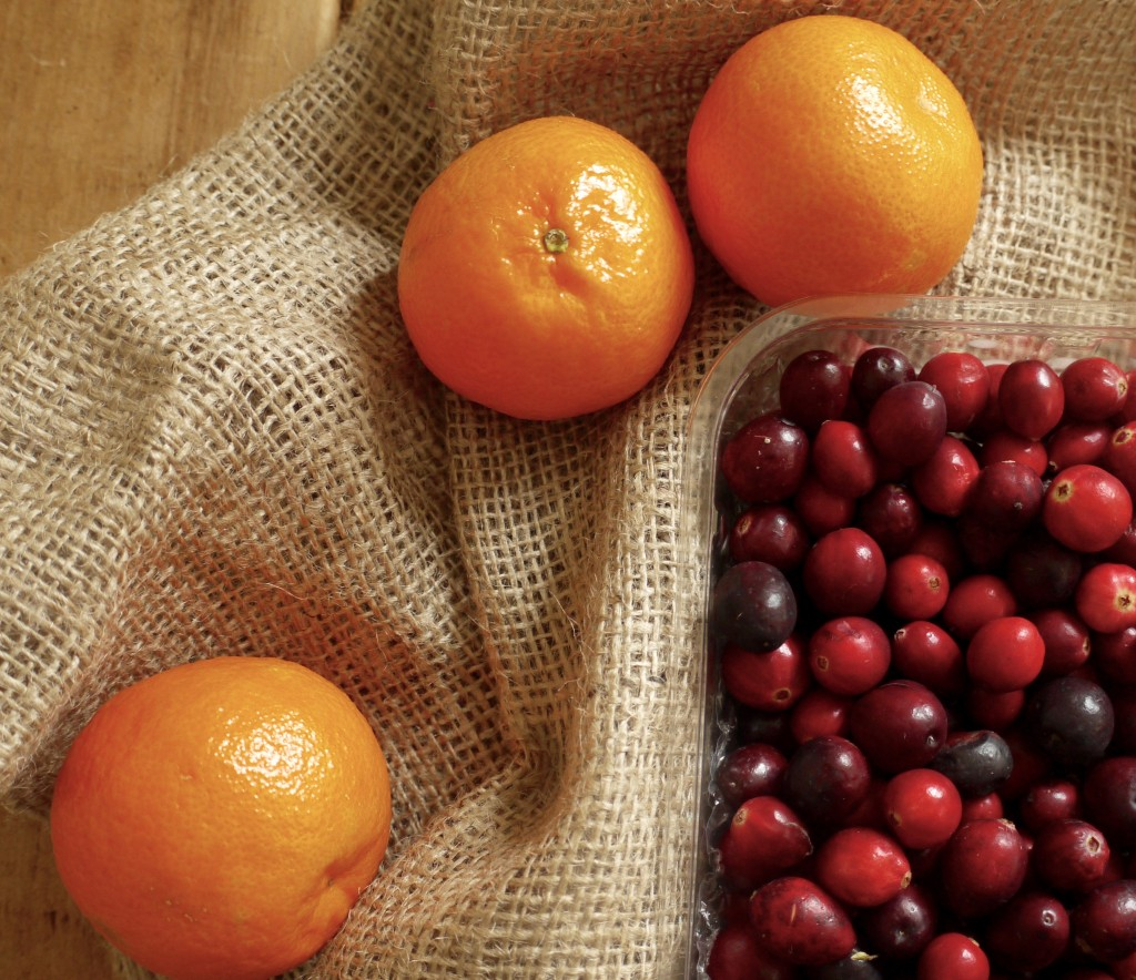 Cranberries & Clementines