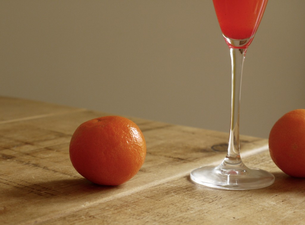 Cranberry & Clementine Sparkler