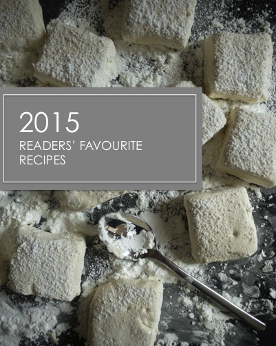 The Little Loaf 2015 Recipes