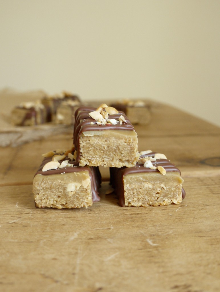 Snickers Flapjacks