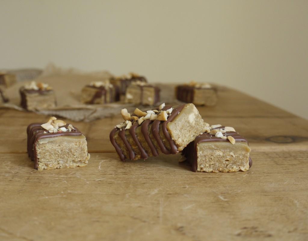 Snickers Flapjacks