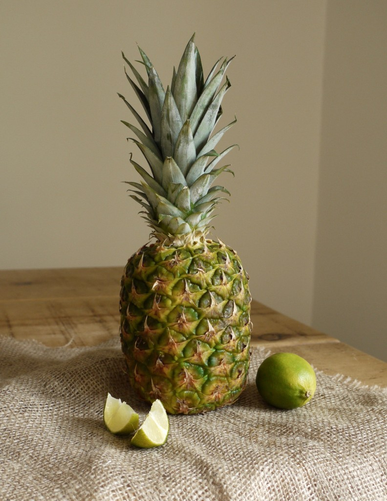 Pineapple for Virgin Pina Colada