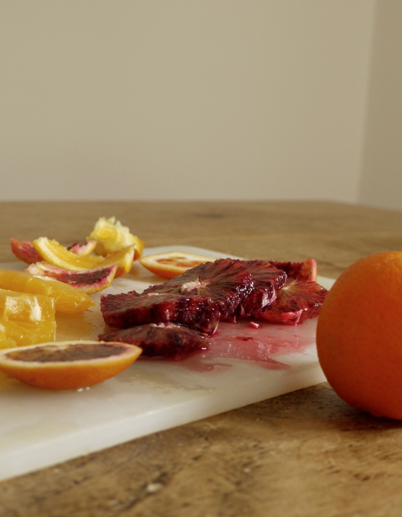 Blood Orange Pistachio Pavlovas - 1
