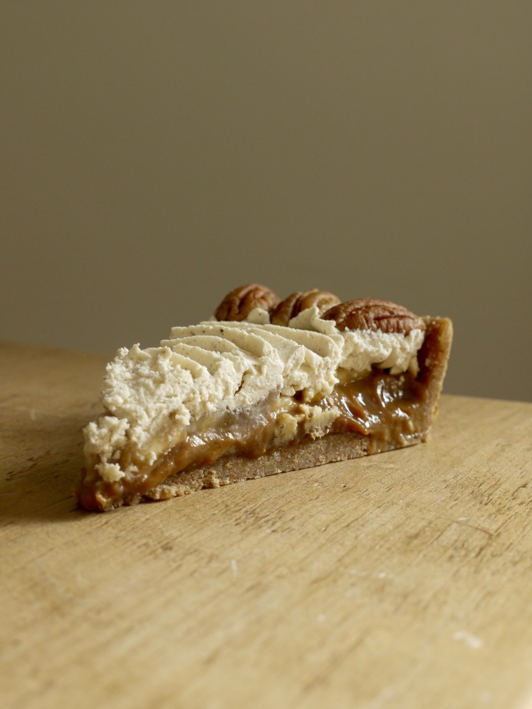 Banoffee Pie / The Little Loaf