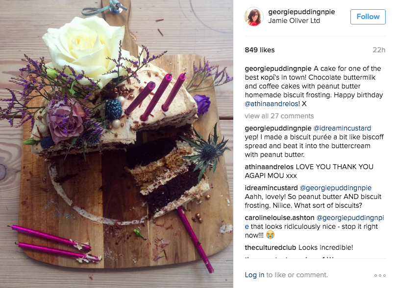 georgiepuddingpie instagram