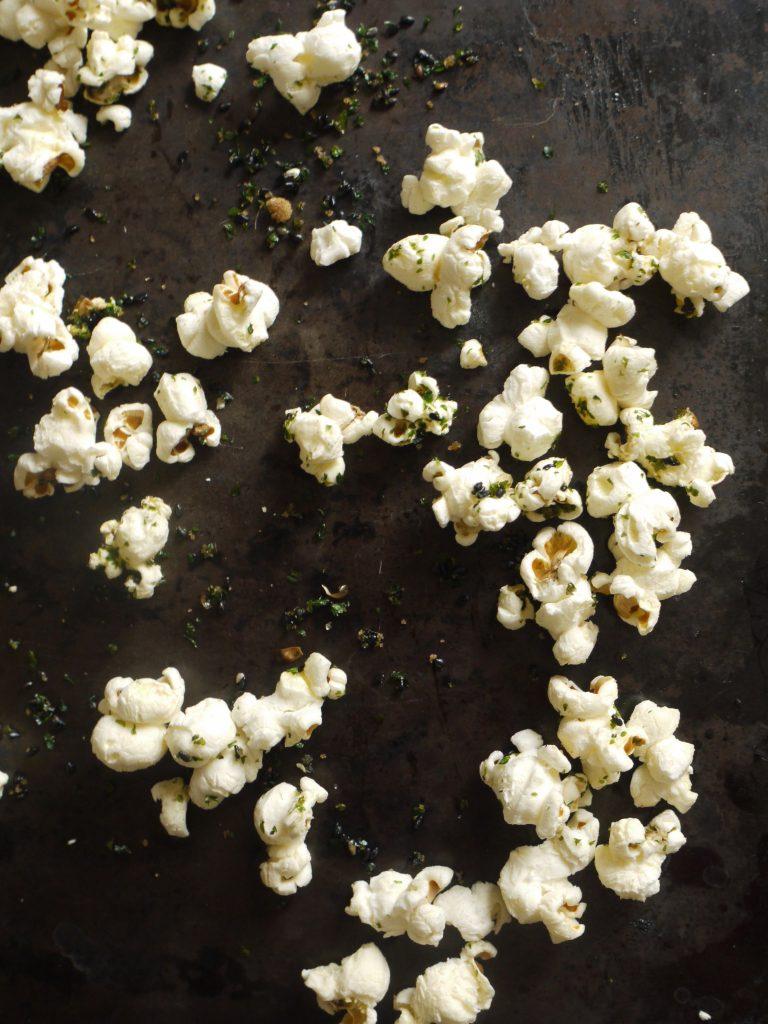 Sweet & Salty Nori Popcorn - 6