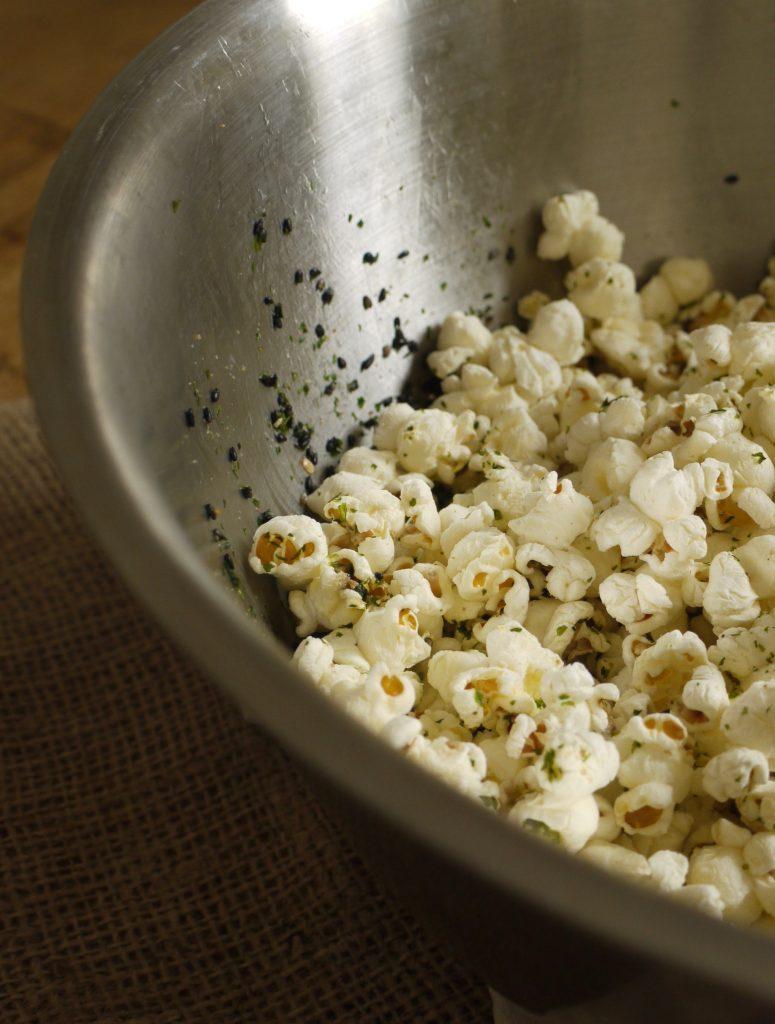Sweet & Salty Nori Popcorn - 8