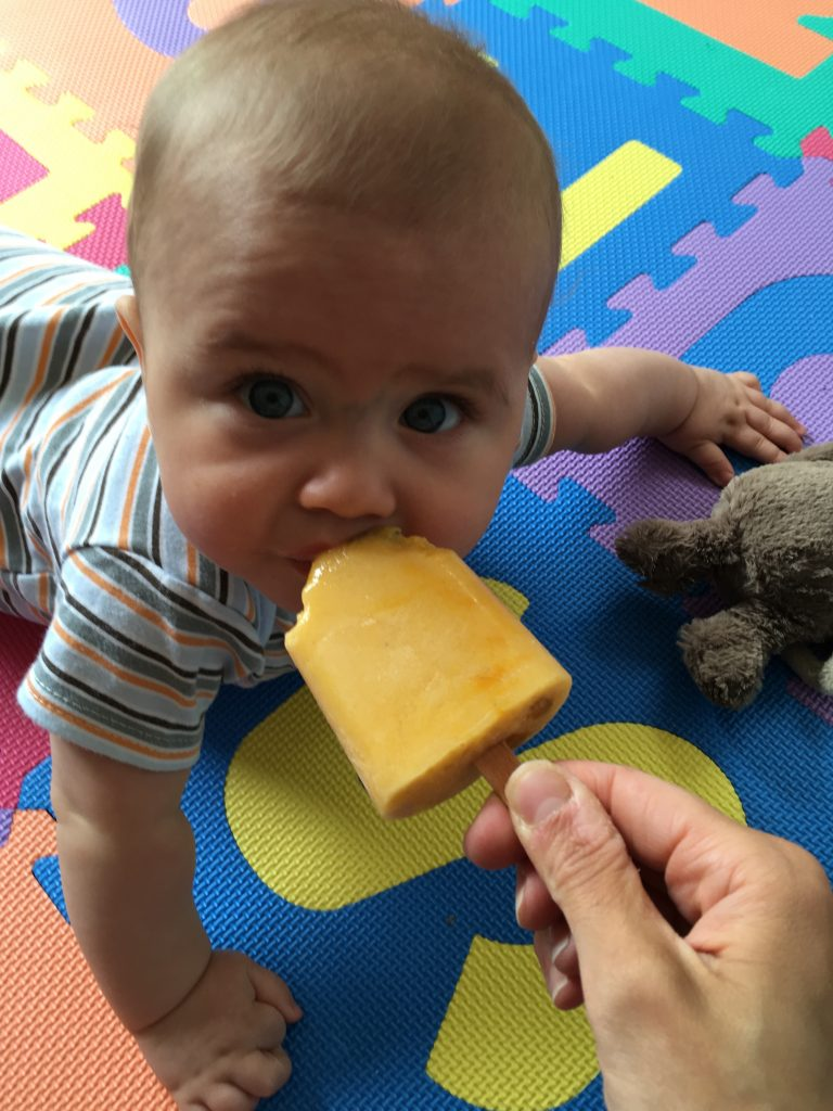 Baby weaning - 3