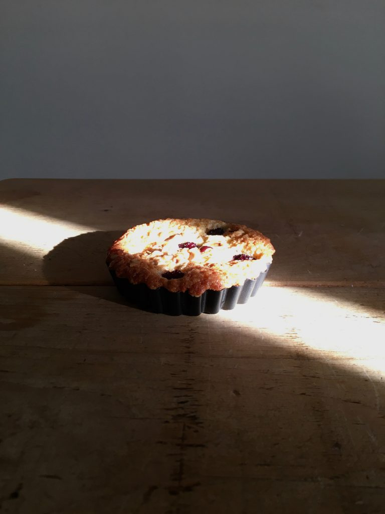 Blackberry & Hazelnut Frangipane - 3
