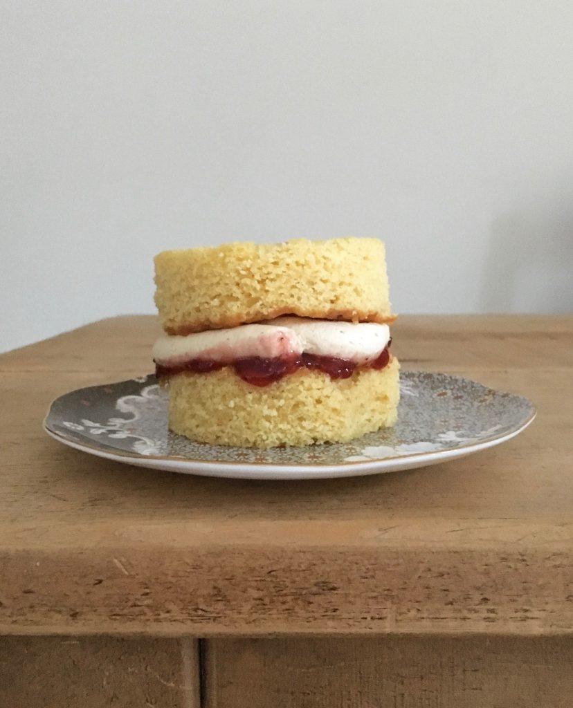 PB&J Mini Cake - 1