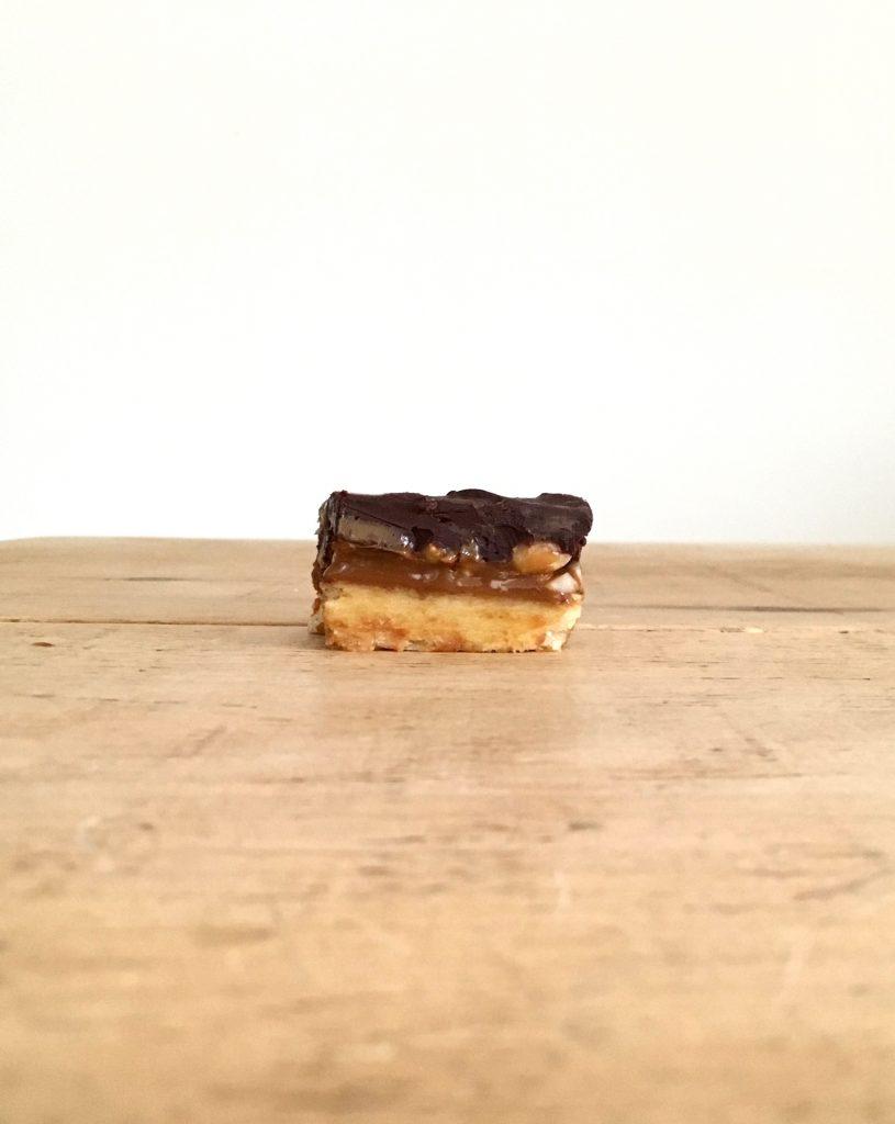Peanut Millionaire's Shortbread - 2
