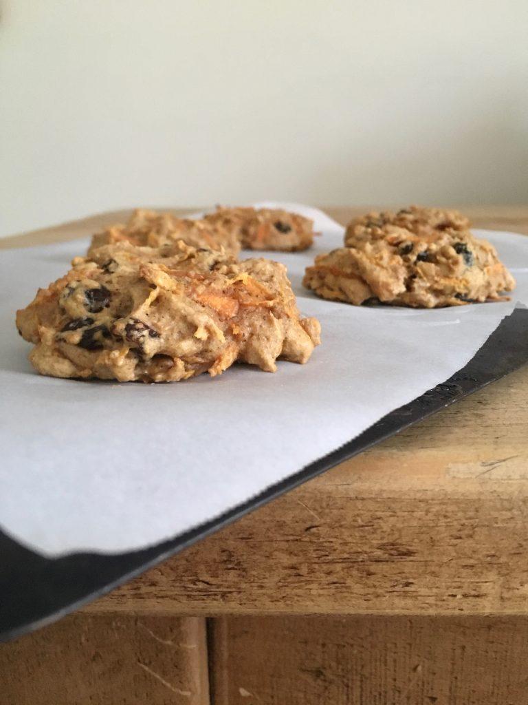 Carrot Cake Cookies - 3