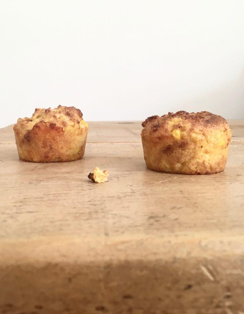 Cheesy Cornbread Muffins - 5