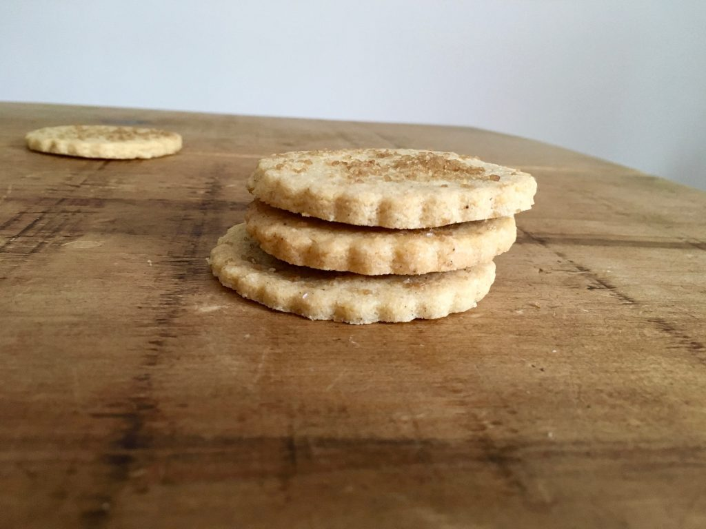 Vanilla Snap Biscuits - 3