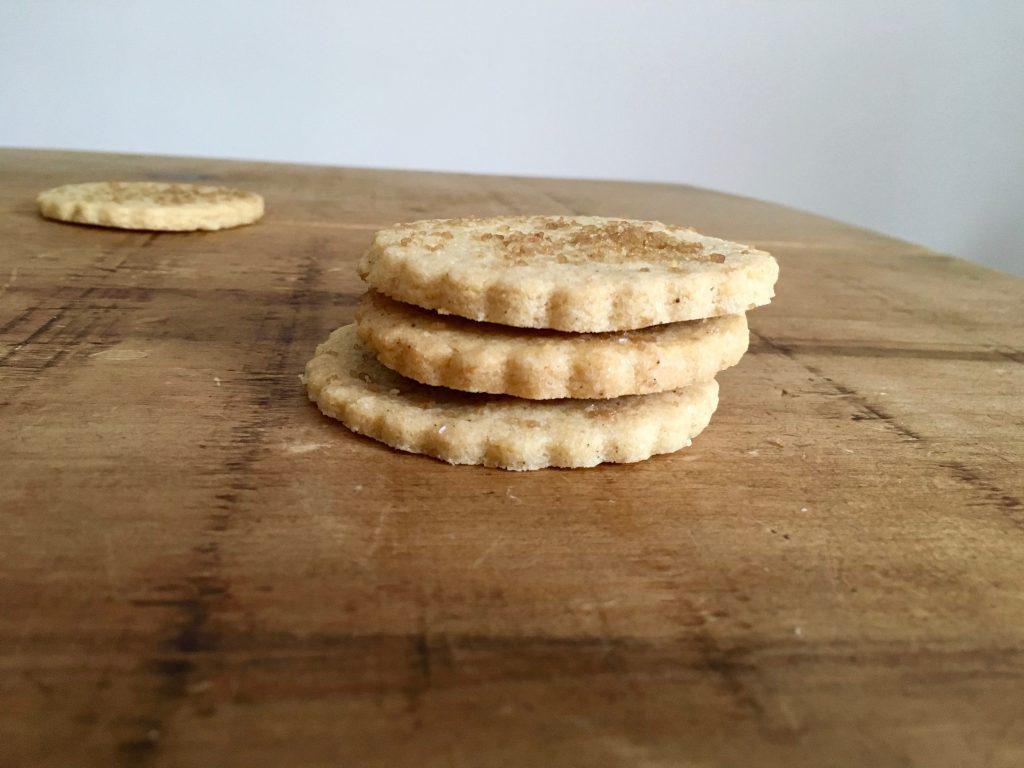 Vanilla Snap Biscuits - 3