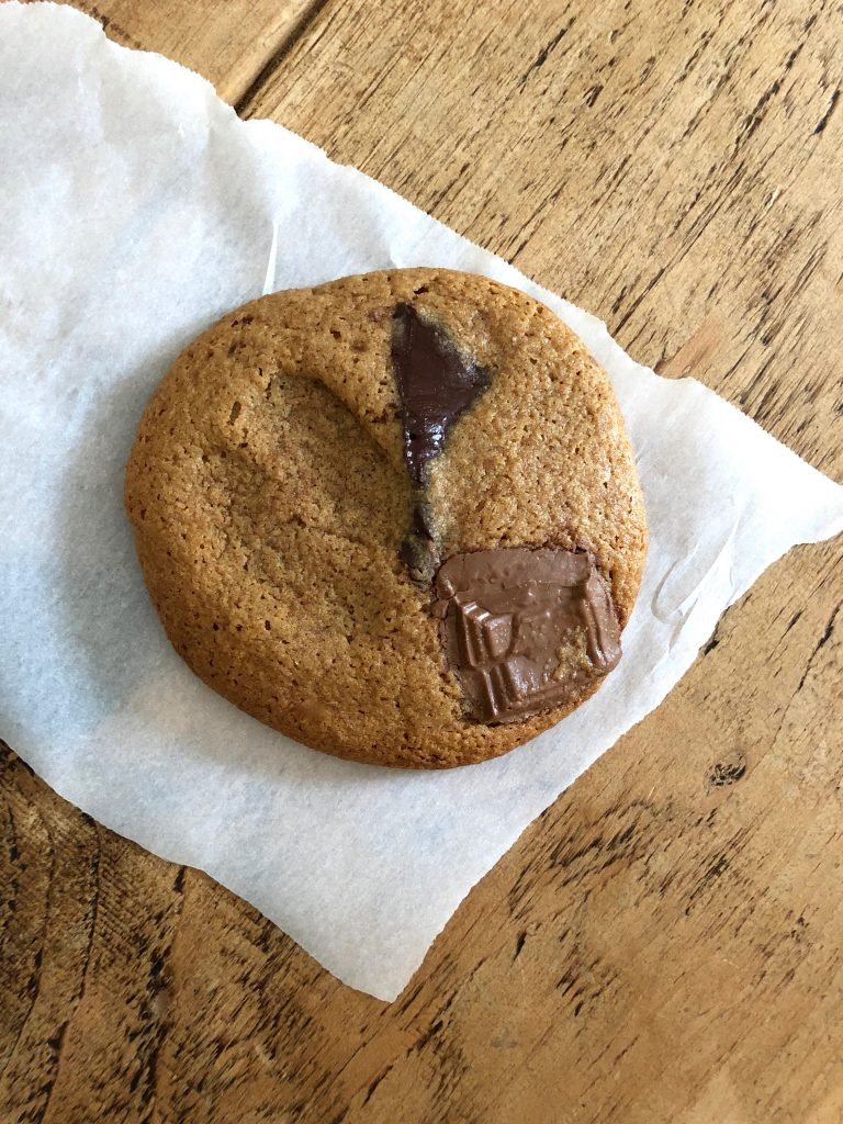 Malted Chocolate Chunk Cookies - 1