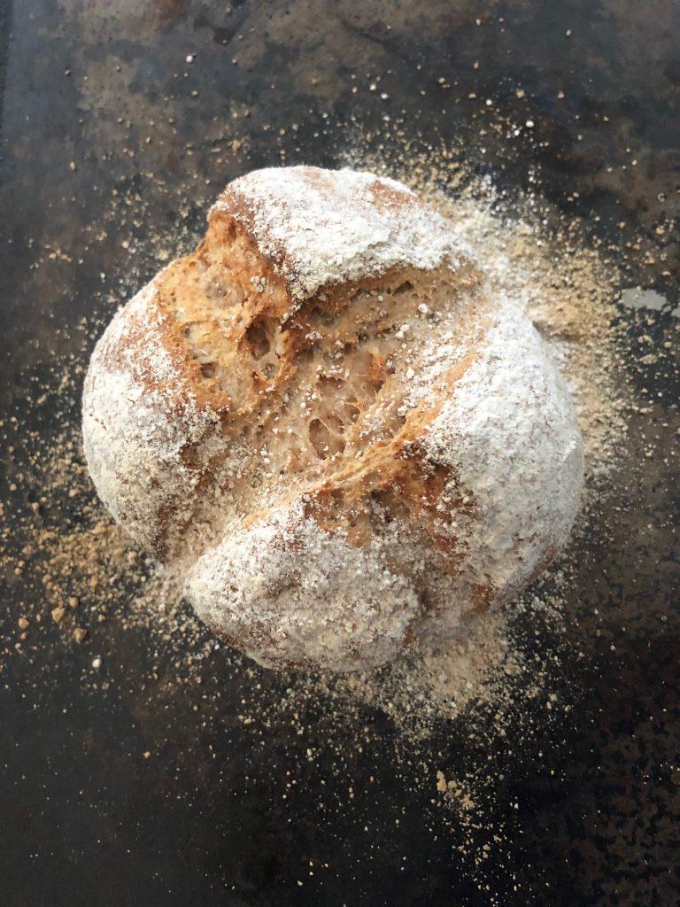 Wholemeal spelt spda bread - 1