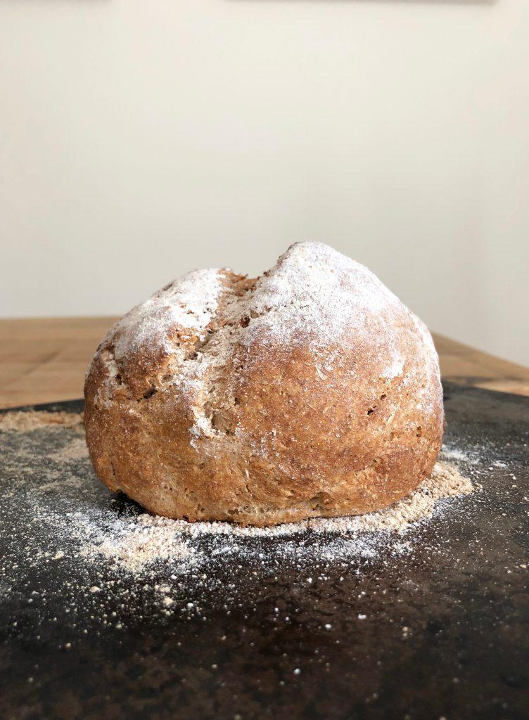 Wholemeal spelt spda bread - 2
