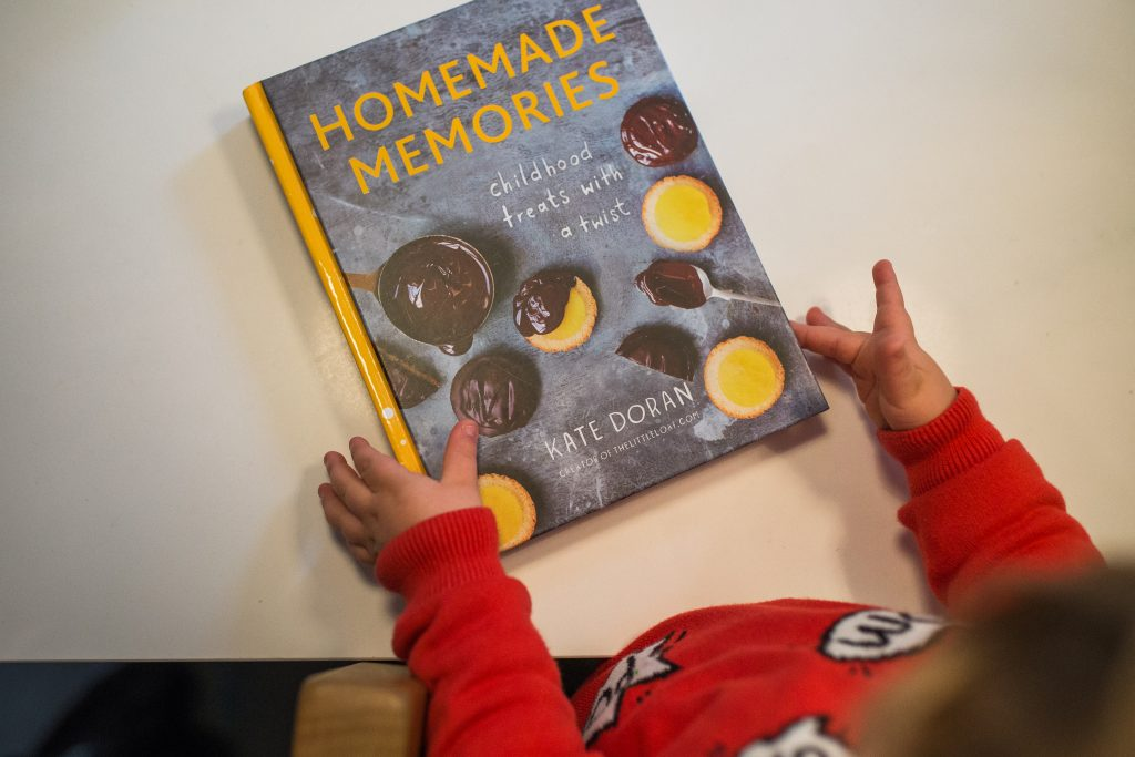 Homemade Memories giveaway