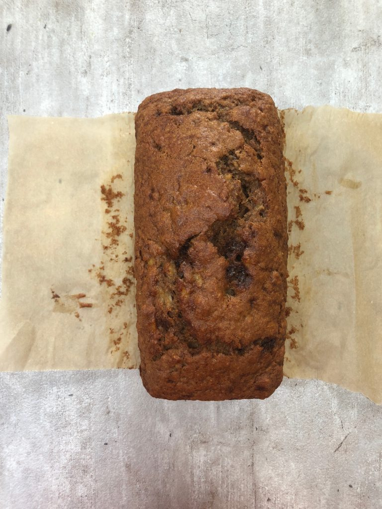 Banana Loaf (low sugar) - 1