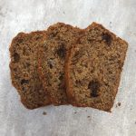Banana Loaf (low sugar) - 5