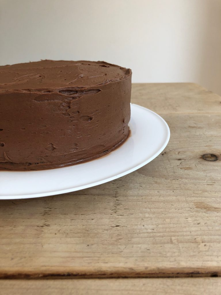 Everyday chocolate cake 2 - 1