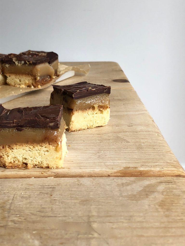 Peanut Butter Millionaire's Shortbread - 4