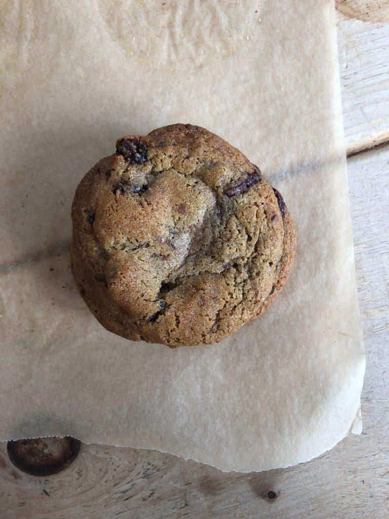 Wholemeal Raisin Chocolate Chunk Cookies - 5