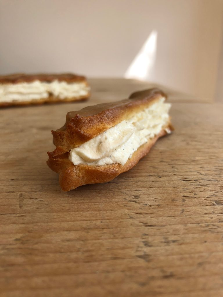 Butterscotch Eclairs - 2