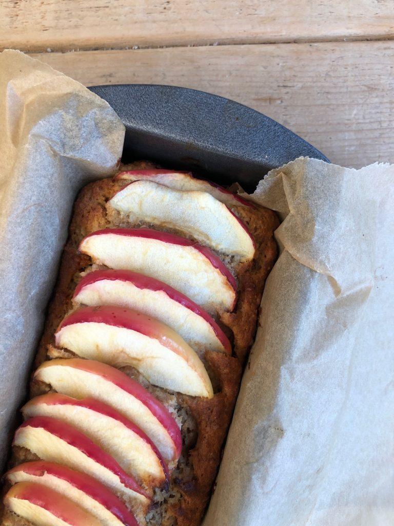 Apple Date Cake - 1