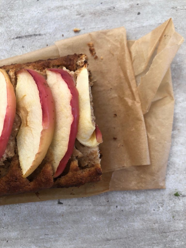 Apple Date Cake - 4